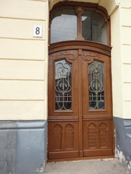 Брама вул. Газова, 8