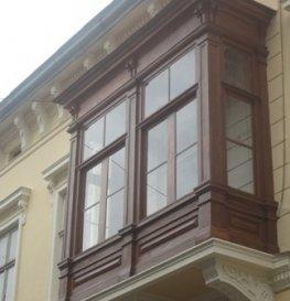 балконів