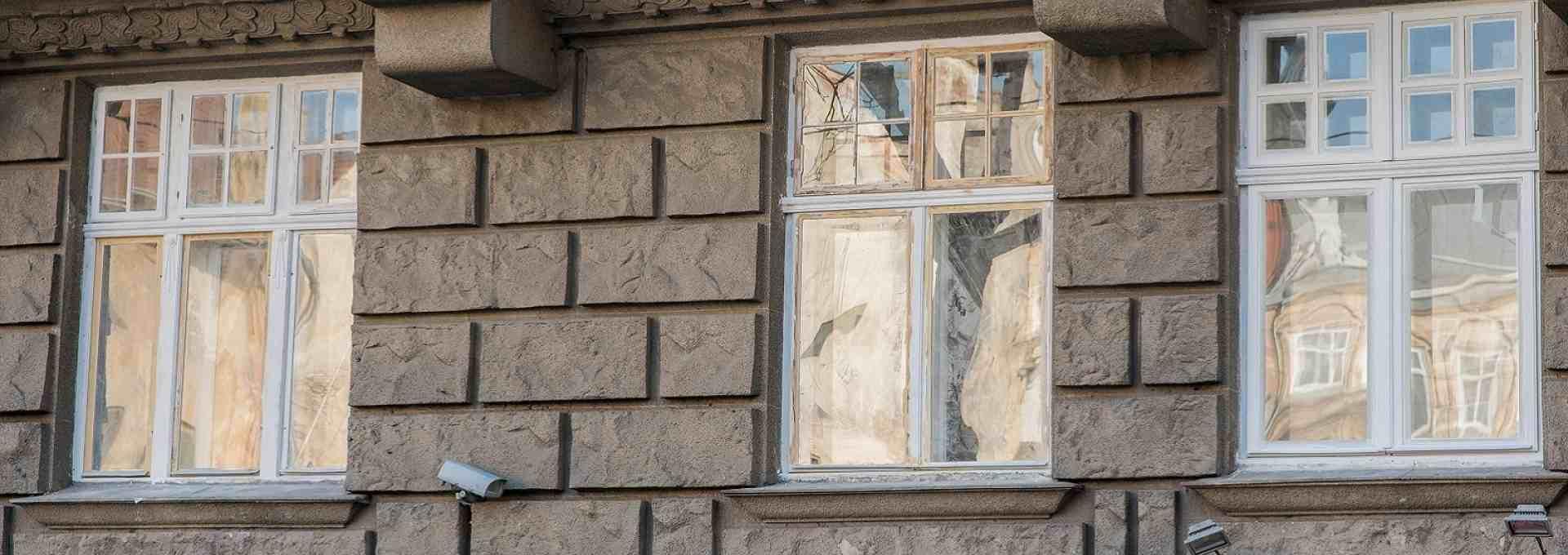 Реставрація дерев'яних вікон