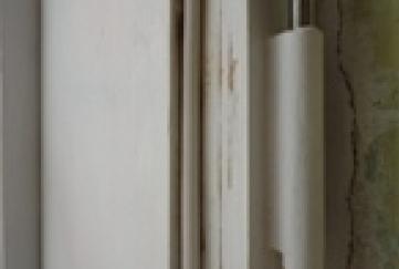 Ущільнення дерев'яних вікон, балконів, вхідних дверей