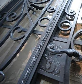 """""""П&П Реставрація"""" відреставрувала перші металеві ворота"""
