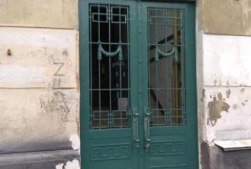 Реставрація воріт металевих вхідних до старих будинків